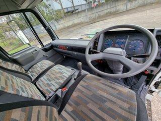 1996 Hino Ft Kestrel White Firetruck 4x4