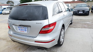2011 Mercedes-Benz R300 CDI W251 MY2011 AWD Silver 7 Speed Automatic Wagon