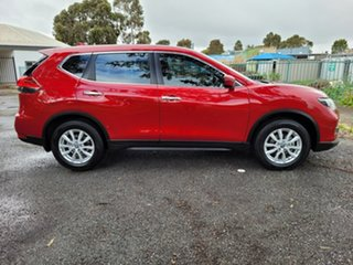 2018 Nissan X-Trail T32 Series II ST X-tronic 2WD Red 7 Speed Constant Variable Wagon.