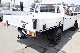 2016 Nissan Navara D23 S2 RX White 7 Speed Sports Automatic Cab Chassis.