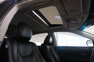2013 Lexus RX GYL15R RX450h Luxury Black 6 Speed Constant Variable Wagon Hybrid.