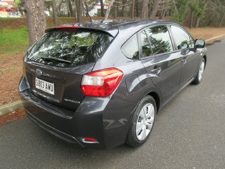 2013 Subaru Impreza G4 MY13 2.0i AWD Grey 6 Speed Manual Hatchback.