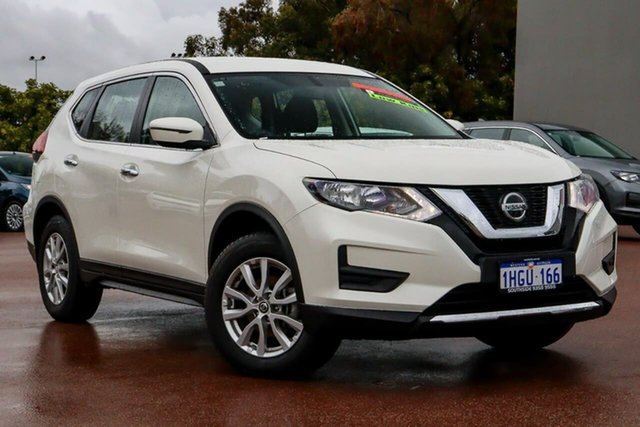 Used Nissan X-Trail T32 MY21 ST X-tronic 2WD Cannington, 2021 Nissan X-Trail T32 MY21 ST X-tronic 2WD White 7 Speed Constant Variable Wagon