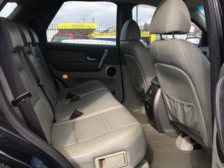 2006 Ford Territory SY Ghia AWD Black 6 Speed Sports Automatic Wagon
