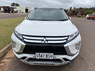 2018 Mitsubishi Eclipse Cross YA MY18 Exceed (AWD) Starlight Continuous Variable Wagon.