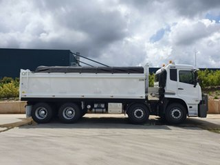 2021 UD CW420 CW420 Truck White Tipper.