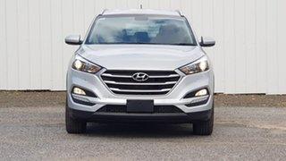 2018 Hyundai Tucson TL2 MY18 Active AWD Silver 6 Speed Sports Automatic Wagon.