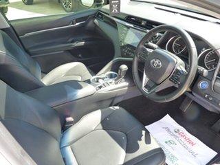 2019 Toyota Camry AXVH71R SL White 6 Speed Constant Variable Sedan Hybrid