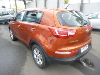 2012 Kia Sportage SL MY12 SI Orange 6 Speed Sports Automatic Wagon.