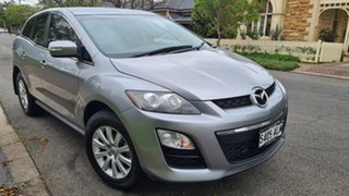 2011 Mazda CX-7 ER MY10 Classic (FWD) Abyss Grey 5 Speed Auto Activematic Wagon.