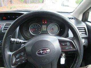 2013 Subaru Impreza G4 MY13 2.0i AWD Grey 6 Speed Manual Hatchback