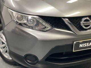 2016 Nissan Qashqai J11 ST Grey 6 Speed Manual Wagon.