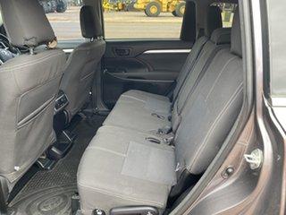 2015 Toyota Kluger GSU55R GX (4x4) Graphite Grey 6 Speed Automatic Wagon