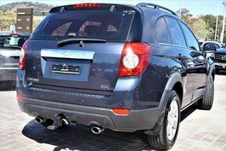 2009 Holden Captiva CG MY10 5 AWD Grey 5 Speed Sports Automatic Wagon