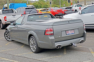 2011 Holden Ute VE II SS V Green 6 Speed Sports Automatic Utility.