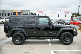 2016 Jeep Wrangler JK MY2016 Unlimited Sport Black 5 Speed Automatic Softtop