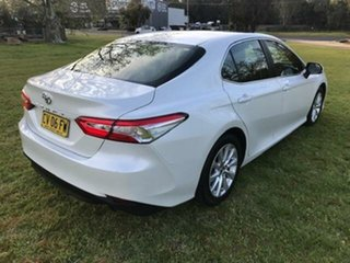 2019 Toyota Camry Camry Ascent 2.5L Petrol Automatic Sedan Frosted White Automatic Sedan