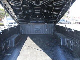 2011 Ford Falcon FG XR6 Ute Super Cab Turbo White 6 Speed Manual Utility