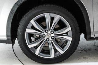 2015 Lexus RX GYL25R RX450h Luxury Silver 6 Speed Constant Variable Wagon Hybrid