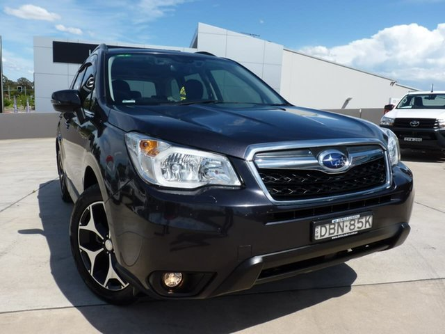 Pre-Owned Subaru Forester S4 MY14 2.5i-S Lineartronic AWD Blacktown, 2014 Subaru Forester S4 MY14 2.5i-S Lineartronic AWD Grey 6 Speed Constant Variable Wagon