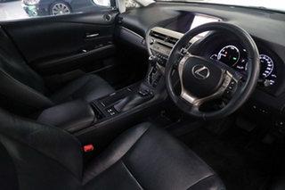 2013 Lexus RX GYL15R RX450h Luxury Black 6 Speed Constant Variable Wagon Hybrid