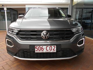 2021 Volkswagen T-ROC A1 MY21 110TSI Style 8 Speed Sports Automatic Wagon