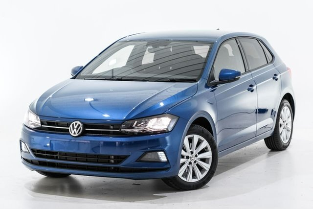Used Volkswagen Polo AW MY20 85TSI DSG Style Berwick, 2020 Volkswagen Polo AW MY20 85TSI DSG Style Blue 7 Speed Sports Automatic Dual Clutch Hatchback