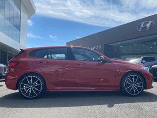 2020 BMW 118i F40 M Sport Melbourne Red 7 Speed Auto Dual Clutch Hatchback