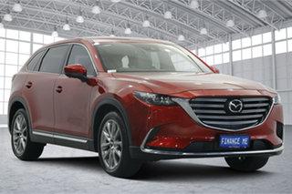 2017 Mazda CX-9 TC GT SKYACTIV-Drive Soul Red 6 Speed Sports Automatic Wagon.