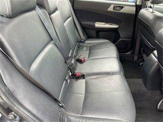 2010 Subaru Forester MY10 X Luxury Grey 4 Speed Auto Elec Sportshift Wagon