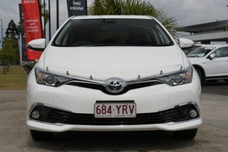 2016 Toyota Corolla ZRE182R Ascent Sport S-CVT Glacier White 7 Speed Constant Variable Hatchback