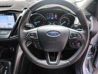 2017 Ford Escape ZG Ambiente Silver 6 Speed Sports Automatic SUV