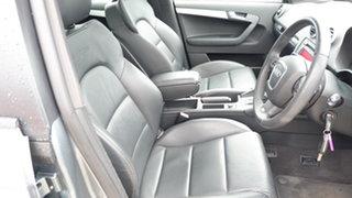 2009 Audi A3 8P MY10 TFSI Sportback S Tronic Quattro Ambition Grey 6 Speed