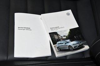 2020 Volkswagen Golf 7.5 MY20 R DSG 4MOTION Final Edition Black 7 Speed Sports Automatic Dual Clutch