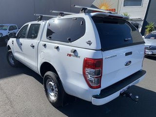 2015 Ford Ranger PX XL Hi-Rider White 6 Speed Sports Automatic Utility.