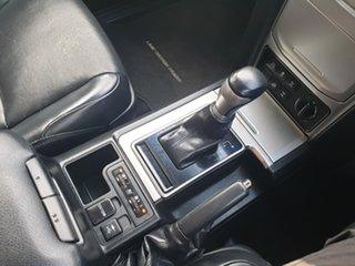 2019 Toyota Landcruiser Prado GDJ150R GXL Black 6 Speed Sports Automatic Wagon