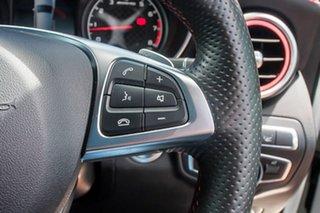 2018 Mercedes-Benz GLC-Class X253 809MY GLC43 AMG 9G-Tronic 4MATIC White 9 Speed Sports Automatic