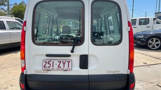2008 Renault Kangoo X76 Integral White 5 Speed Manual Van