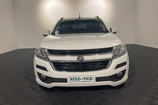 2017 Holden Trailblazer RG MY18 LT White 6 speed Automatic Wagon.