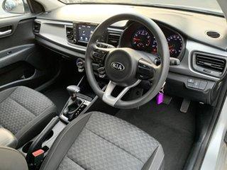 2018 Kia Rio YB MY18 S Silver 4 Speed Sports Automatic Hatchback