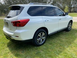 2018 Nissan Pathfinder R52 MY17 Series 2 ST (4x2) Continuous Variable Wagon