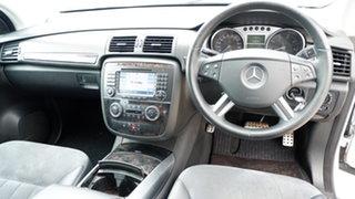 2008 Mercedes-Benz R-Class V251 MY2008 R350 L Silver 7 Speed Sports Automatic Wagon