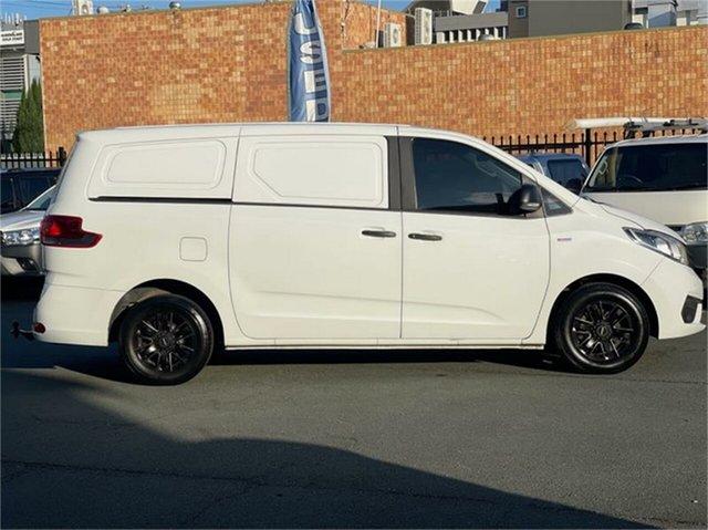Used LDV G10 SV7C Southport, 2017 LDV G10 SV7C White 6 Speed Automatic Van