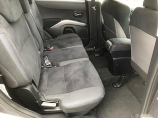 2007 Mitsubishi Outlander ZG MY08 XLS Grey 6 Speed CVT Auto Sequential Wagon