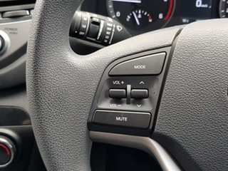 2018 Hyundai Tucson TL2 MY18 Active AWD Silver 6 Speed Sports Automatic Wagon