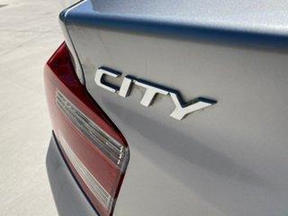 2012 Honda City GM MY12 VTi Silver 5 Speed Automatic Sedan