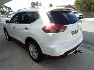 2017 Nissan X-Trail T32 Series 2 ST-L 7 Seat (2WD) Ivory Pearl Continuous Variable Wagon
