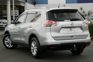 2017 Nissan X-Trail T32 ST-L X-tronic 4WD Brilliant Silver 7 Speed Constant Variable Wagon.