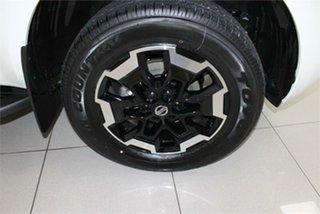 2021 Nissan Navara D23 ST-X White Pearl 7 Speed Sports Automatic Utility