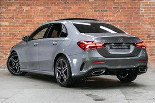 2021 Mercedes-Benz A-Class V177 801+051MY A180 DCT Mountain Grey 7 Speed.